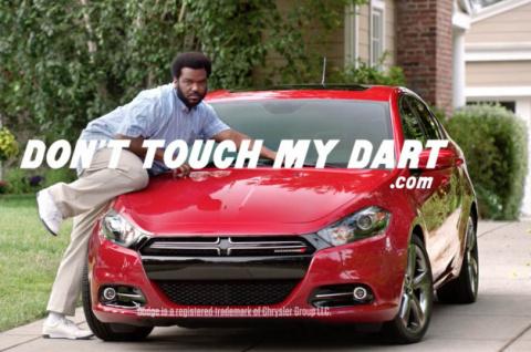 Не трогай только машину!