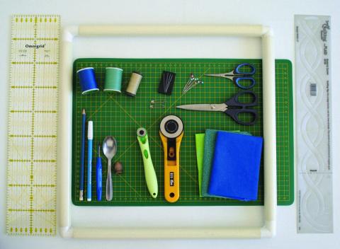 Набор инструментов для пэчворка