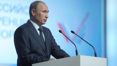 Владимир Путин поставил Западу шах и мат – ЕС и США обезоружены