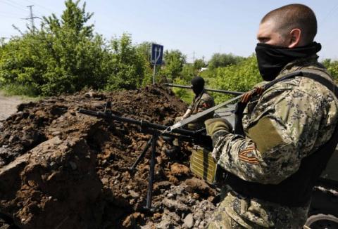 Репортаж из Донбасса: «Ополчение ждет приказа на наступление…»