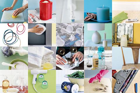 Еще 20 маленьких хитростей для чистоты в доме