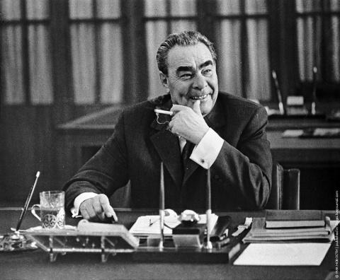 Что сделал Брежнев для совет…