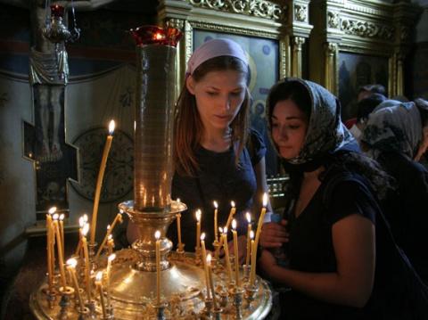 Сколько православных в России и в мире