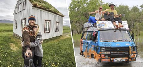 Блогеры из Польши объехали 50+ стран на старом фургоне, тратя лишь $8 долларов в день!