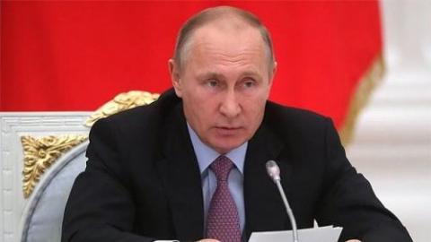 СМИ США: Путин – выдающийся …