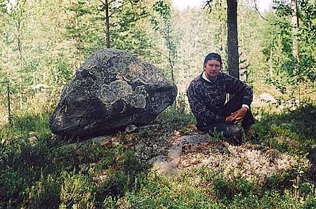 """""""Поющие камни"""" карельской тайги"""