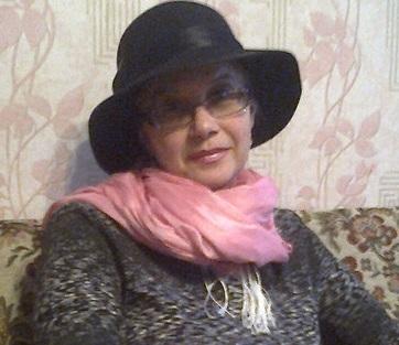 Таня Косухина