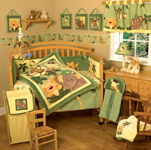 Интерьер для детской комнаты…