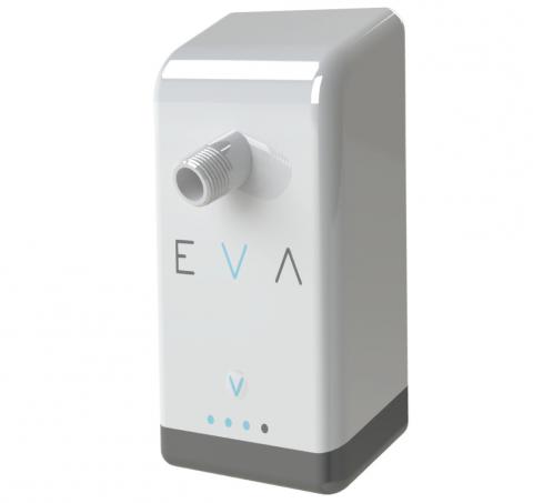 EVA первый в мире умный душ
