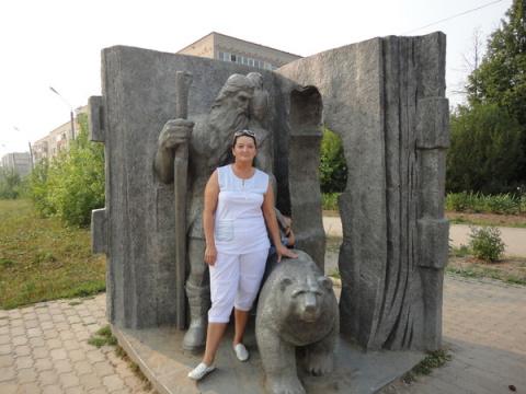 Римма Гребенева