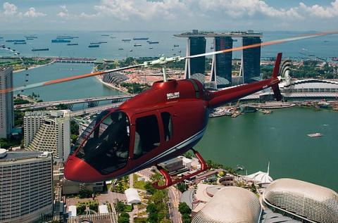 Новые модели вертолетов США и Италии представят на HeliRussia 2015