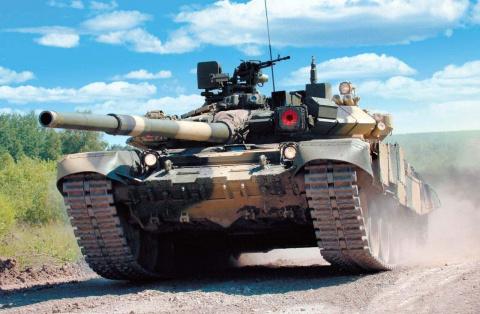 Россия в ближайшем будущем начнет поставки Т-90 в Ирак