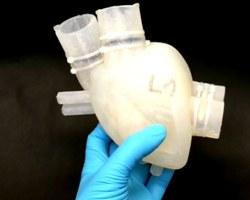 Сердце из силикона успешно п…