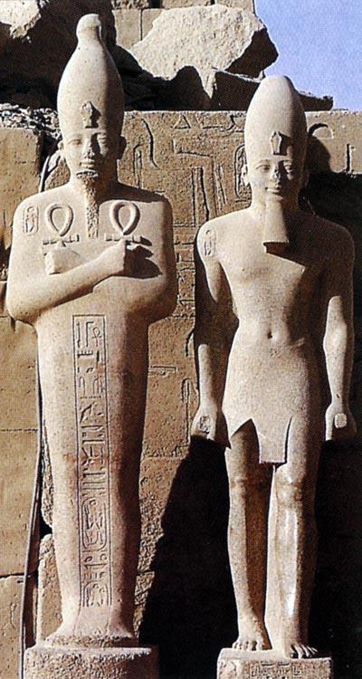 Месть царицы – причина гибел…