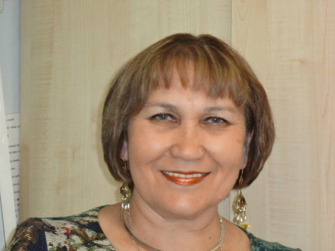 Людмила Исакова (Попова)