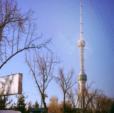 Ташкент (в т. ч. кулинарный)…