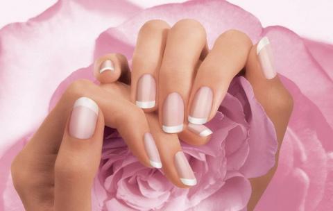 Супер крепкие ногти