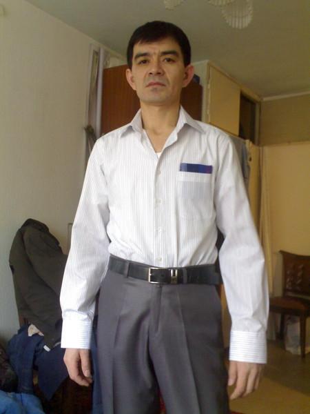 Daulet Maralbaev (личноефото)