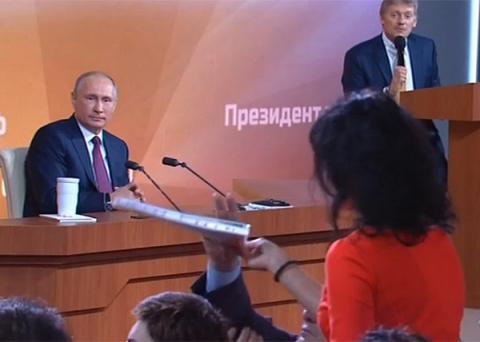 """""""После выборов явится другой Путин"""""""