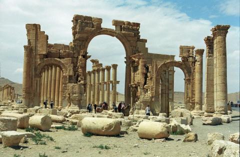 Варвары 21 века. Исторические памятники, уничтоженные ИГИЛ