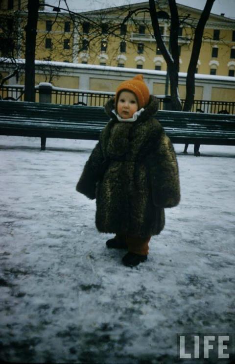 Советское детство глазами американского фотографа