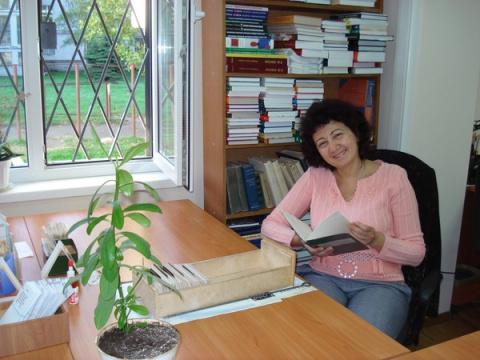 Лариса Назаренко