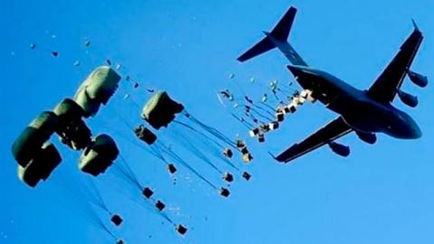 Сирия: боевики ИГ заполучили гумпомощь, сброшенную ООН в Дейр эз-Зоре