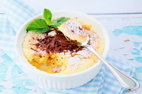 Десерты на Новый год: Крем-брюле