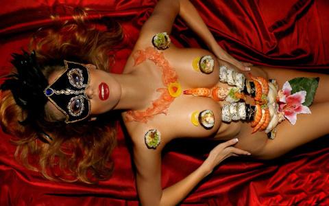 Любовь бутербродиком