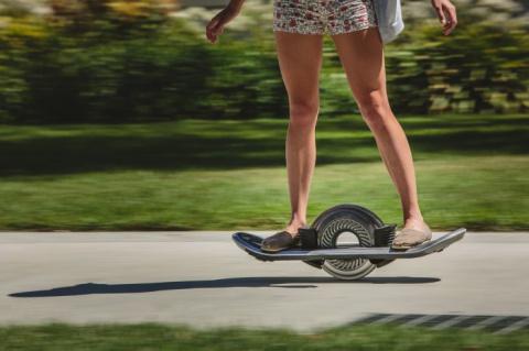 Hoverboard – персональный электрический скейтборд