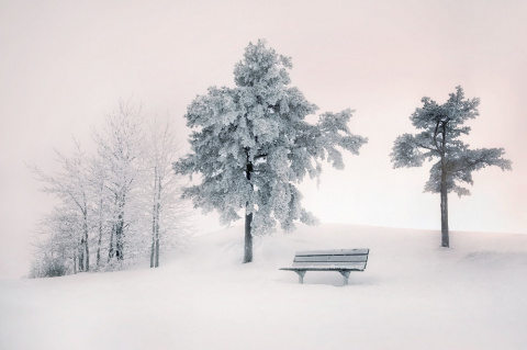 Прекрасная зима в фотографиях Mikko Lagerstedt