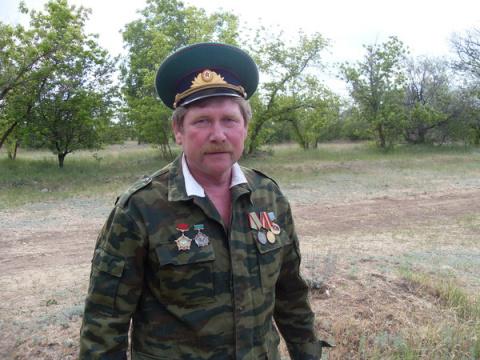 Сергей Лаврушин