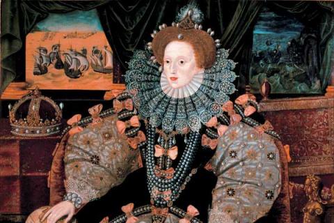 Елизавета: от Золушки до королевы.