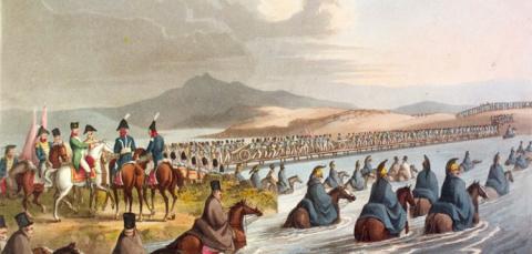 Укроистория. Россия сама виновата в войне 1812 года