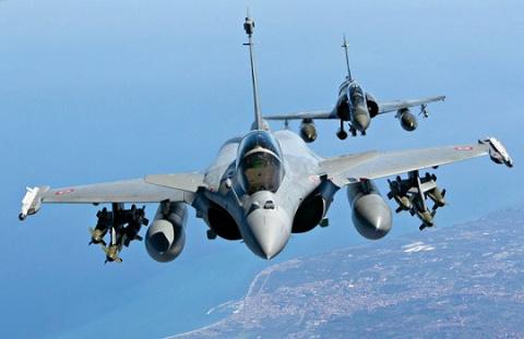 НАТО: число вылетов наперех…
