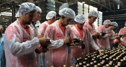 В торговой сети «Билла» появится пиво с автографами игроков «Спартака»