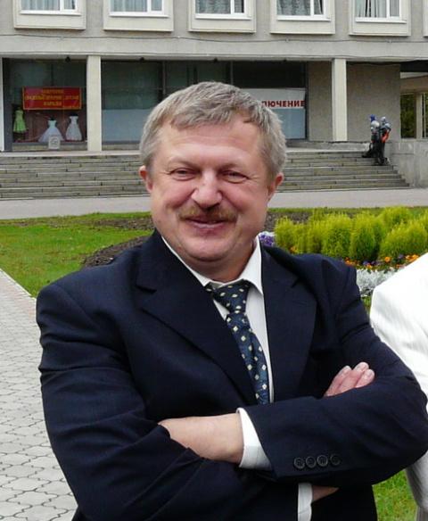 Виктор Грибанов