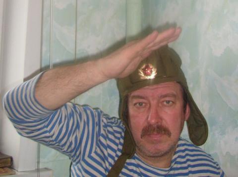 Сергей Кулигин (личноефото)