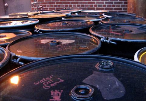 США обновят нефтяной резерв