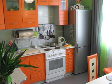 СтройРемПлан. Кухонная серия. Удобная и функциональная кухня