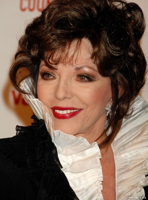 Красавицы за 80: Джоан Коллинз