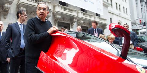 Глава Ferrari: «Электромобил…