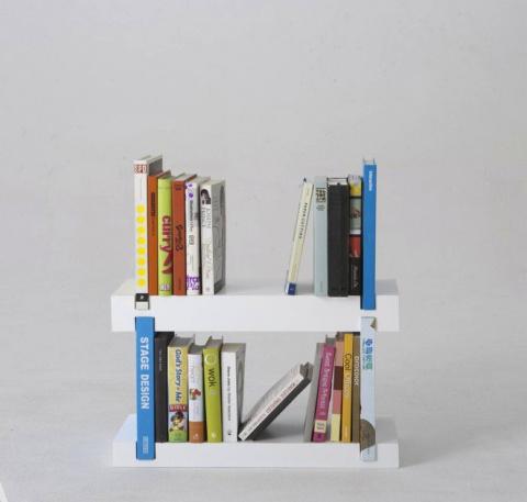 Мини-полка для полноценной библиотеки