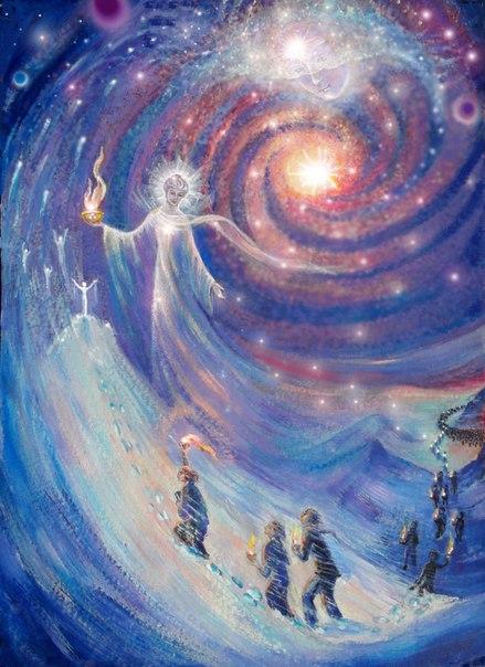 Глубина восприятия. Часть 2 гл. 26 Пятый уровень сознания.
