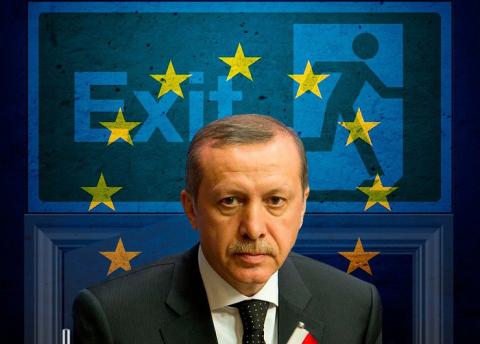 Эрдоган перешел еще одну границу, и на этот раз – с последствиями