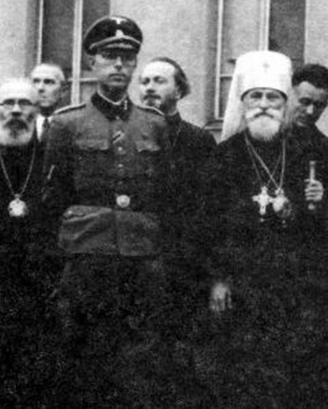 Украинская «Церковь» торжественно признала своё гитлеровское происхождение. Дмитрий Скворцов