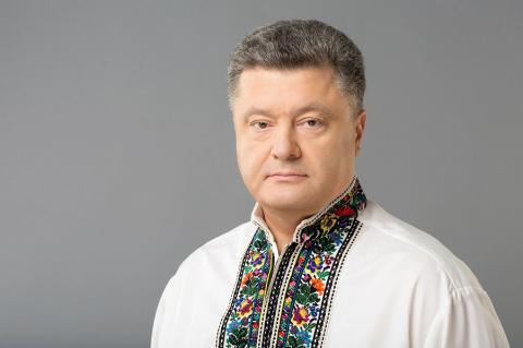 Порошенко говорит, украинцы …
