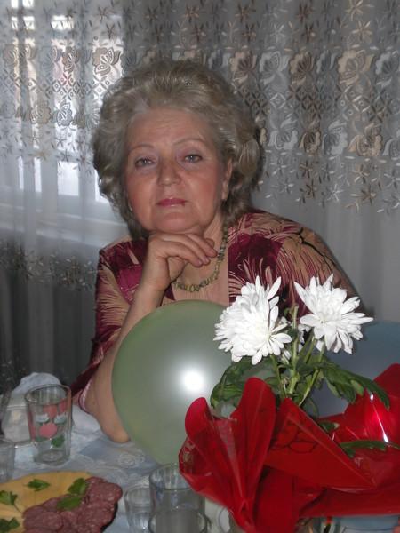 Валентина Зиновьева