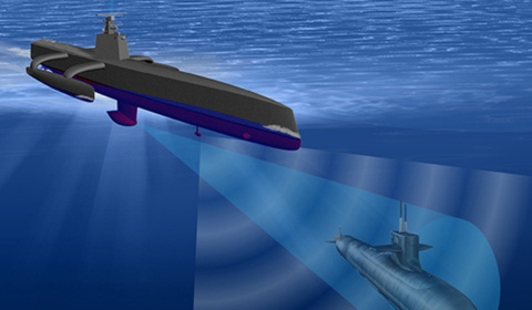 США спустят на воду «охотник…