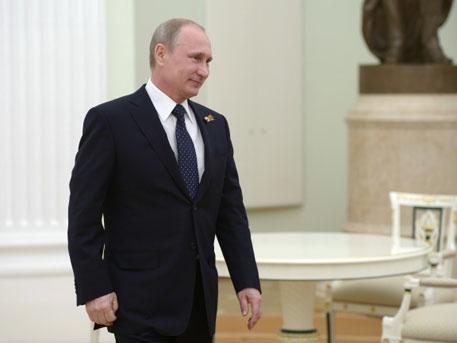 Путин заявил, что считает себя счастливым человеком